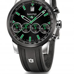 Chrono 4 Grande Taille Color green   © Eberhard & Co