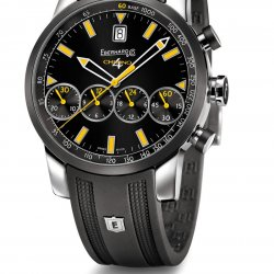 Chrono 4 Grande Taille Color yellow   © Eberhard & Co