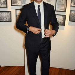 Clive Owen in Jaeger-LeCoultre © Getty Images