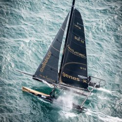 Spindrift racing © Loris Von Siebenthal