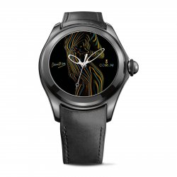 Corum Bubble Dani Olivier Baselworld
