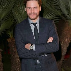 Daniel Bruhl in Jaeger-LeCoultre © Getty Images