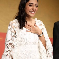 Golshifteh Farahani in Jaeger-LeCoultre © Getty Images