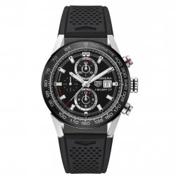 TAG Heuer Carrera Calibre Heuer 01 Chronograph 43mm -  4'650 CHF © TAG Heuer
