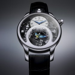 The Charming Bird © Jaquet Droz