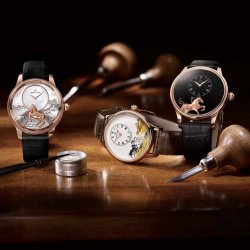 Tribute to the Horse - Jaquet Droz