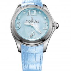 Corum Bubble 42, bleue