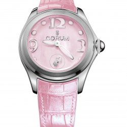 Corum Bubble 42, rose