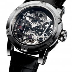 Louis Moinet Black Gold Derrick  Baselworld