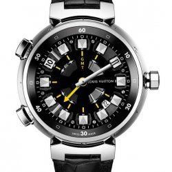 2010 - Tambour Spin Time  © Louis Vuitton