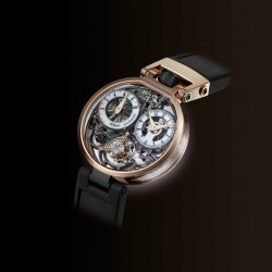 Flying Tourbillon Ottantasei designed by Pininfarina ©Bovet