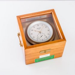 Quartz marine chronometer © Glashütte Original
