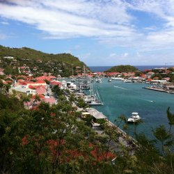 Gustavia, the picturesque capital of St. Barth. © Miguel Seabra/Espiral do Tempo
