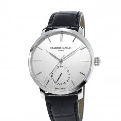 Stainless steel case, silver dial - Ref. FC-710S4S6