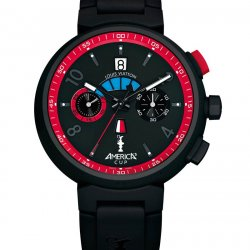 2012 - Tambour America's Cup Automatic  © Louis Vuitton