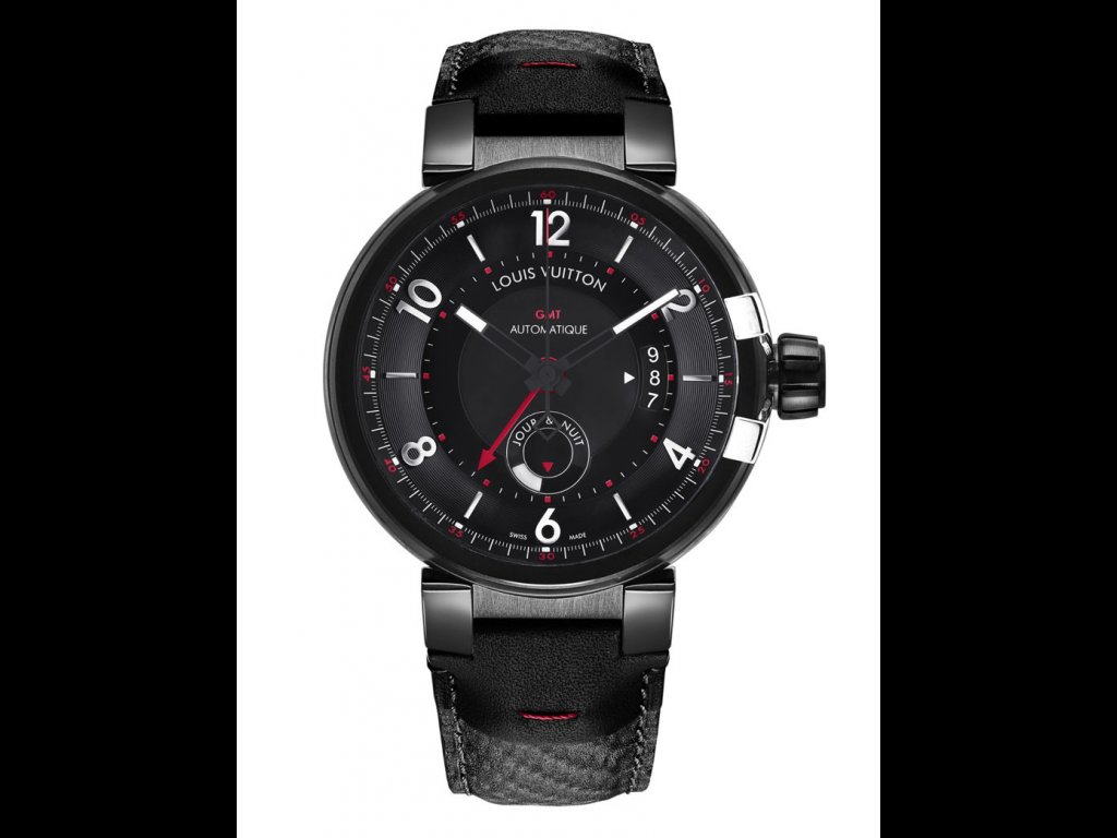 Louis Vuitton - The Tambour collection