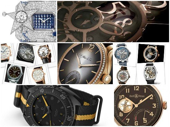 Newsletter - The 2015 watch collections: great choice, great quality… and great prices!