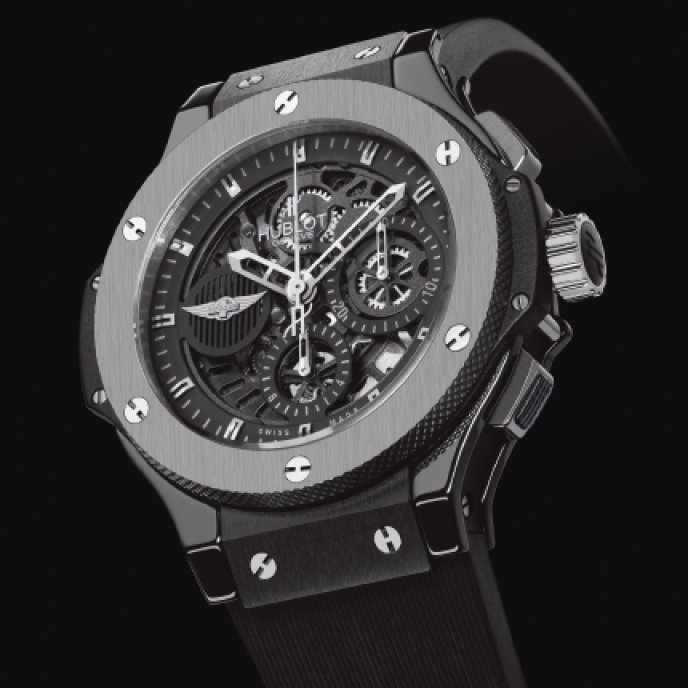 Hublot - Aero Bang Morgan