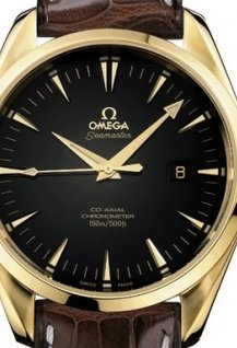 Aqua Terra Big−size Chronometer