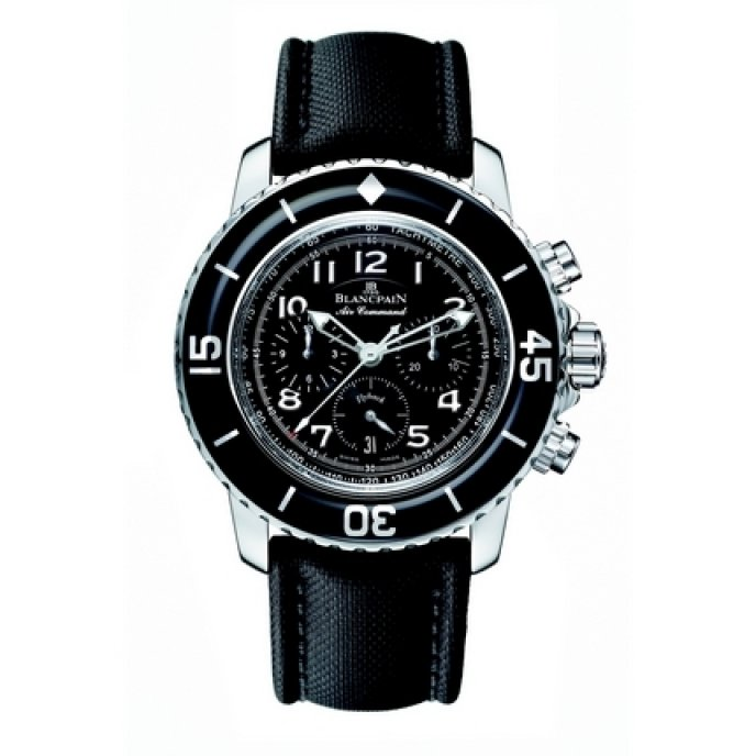 """Blancpain - Flyback Chronograph """"Air Command"""""""