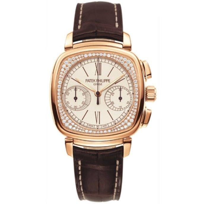 Patek Philippe - Ladies' First Chronograph