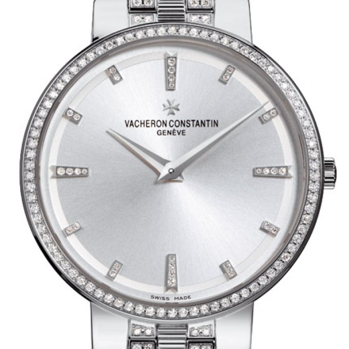 Vacheron Constantin - Traditionnelle bracelet or sertie