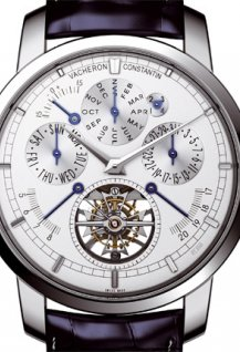 Traditionnelle calibre 2253 Collection Excellence Platine