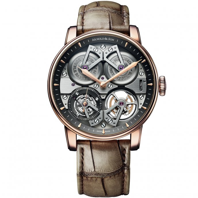 Constant Force Tourbillion