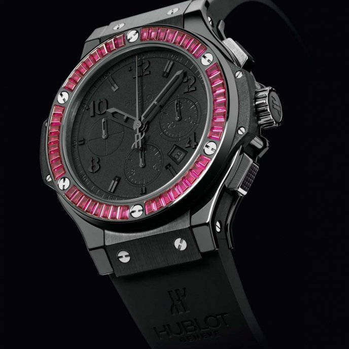 Hublot - All Black Colour