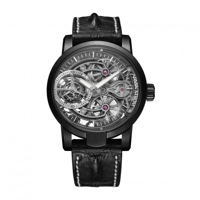 Tourbillon Skeleton Earth