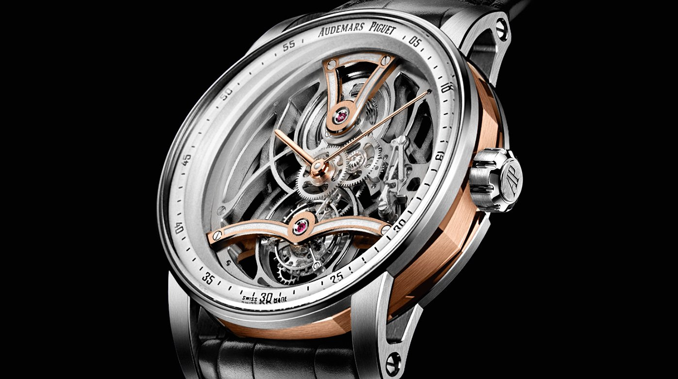 Audemars Piguet - Code 11.59 by Audemars Piguet Tourbillon Openworked