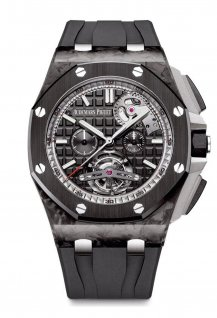 Tourbillon Chronographe Automatique
