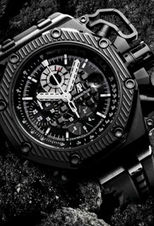 Chronographe Royal Oak Offshore Survivor