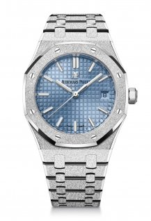 Royal Oak Frosted Gold Automatic / 34 mm
