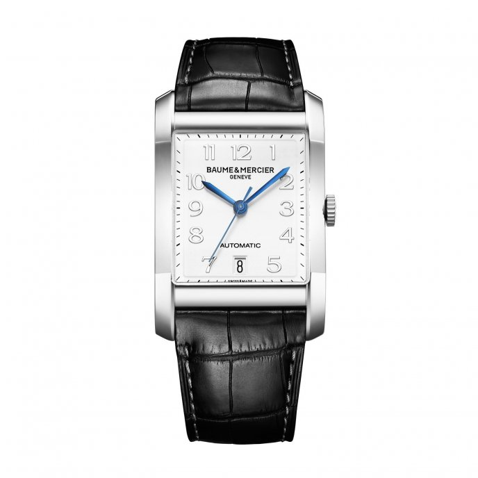 Baume & Mercier Hampton Automatic M0A10155 watch face view