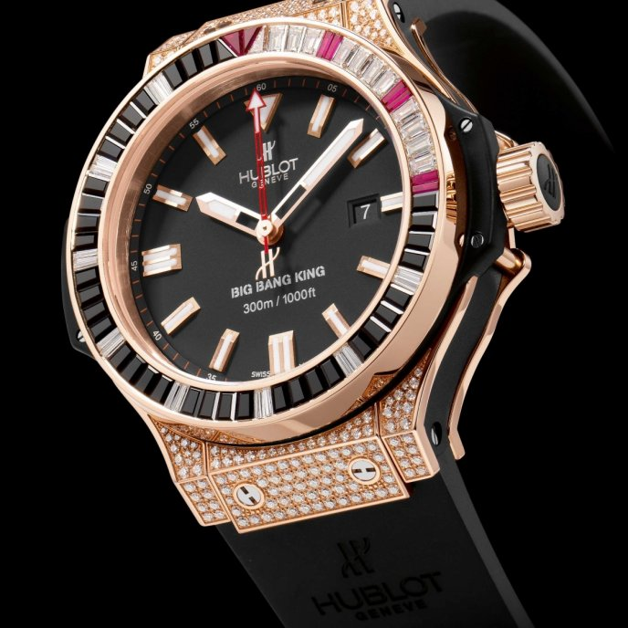 Hublot - King High Jewelry