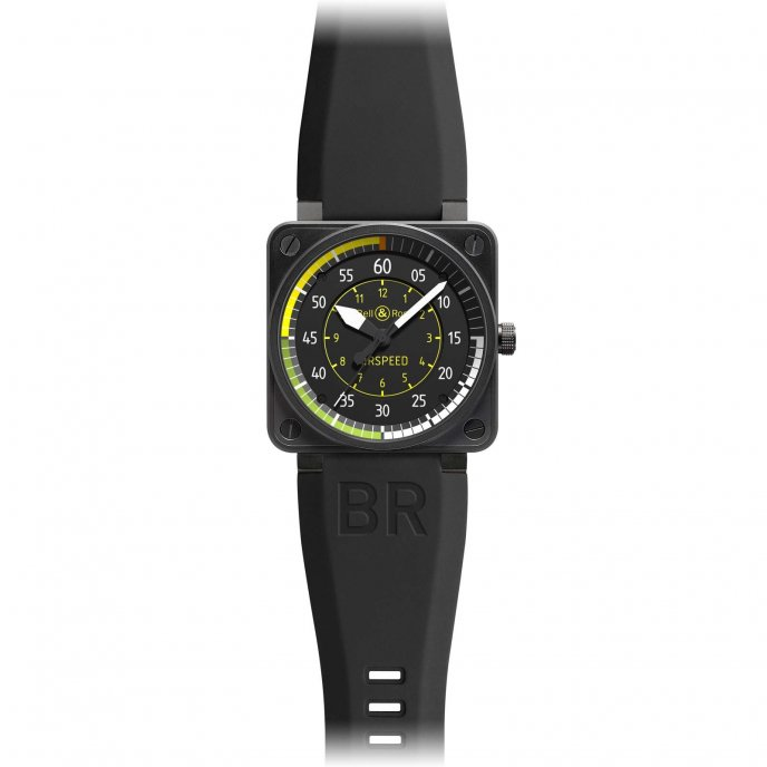 Bell & Ross - Aviation - BR01-92 Airspeed