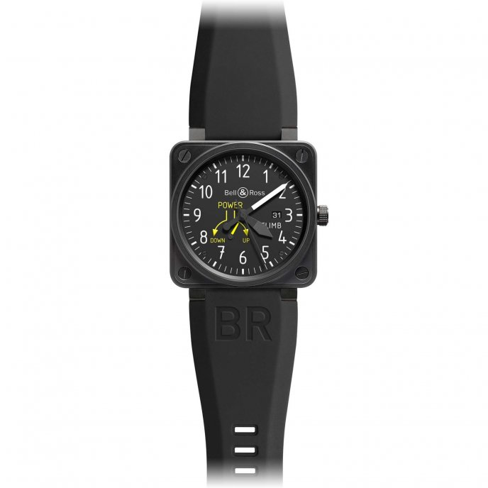 Bell & Ross - Aviation - BR 01-97 Climb