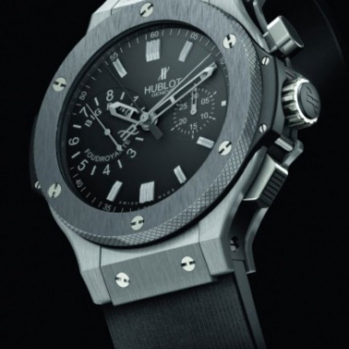Hublot - Big Bang Foudroyante Tungsten
