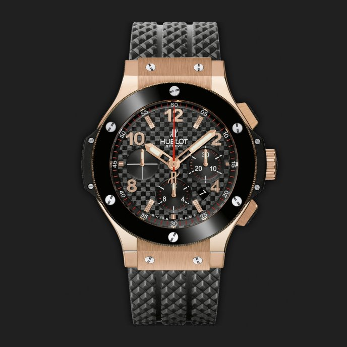 Hublot - Big Bang Gold Ceramic