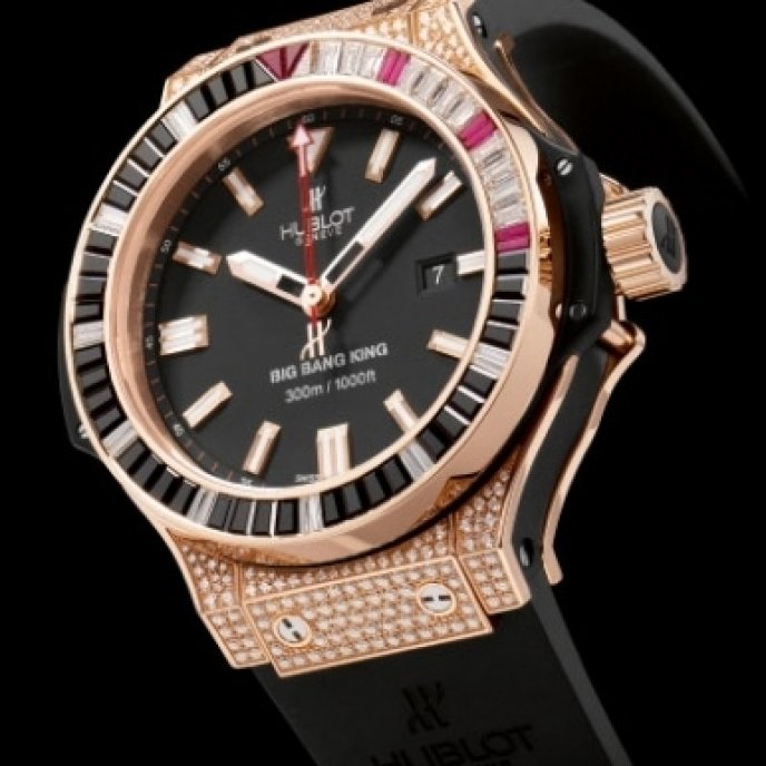 Hublot - Big Bang King Haute Joaillerie