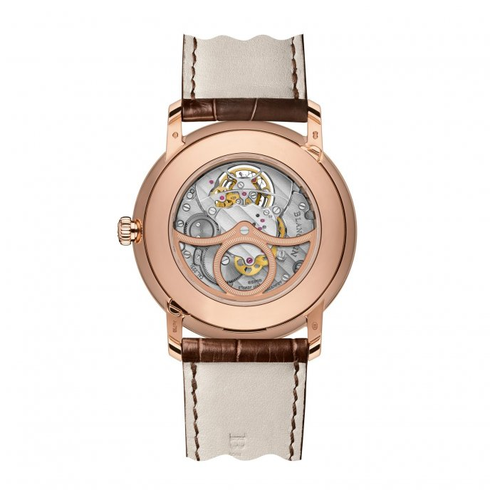 Blancpain Villeret Carrousel Phases de Lune Watch-back-view