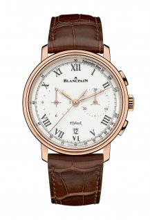 Pulsometer Flyback Chronograph