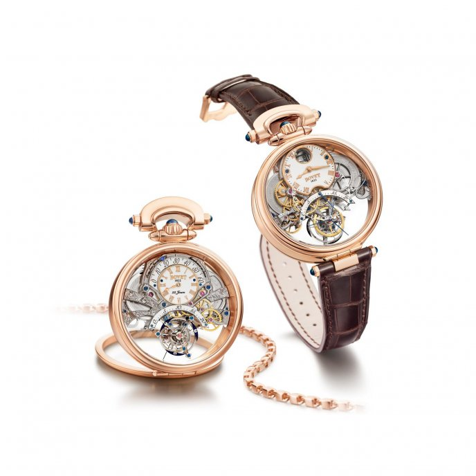 Flying Tourbillon Braveheart