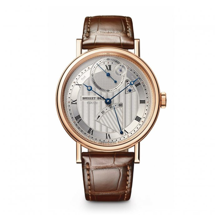 Breguet Classique Chronométrie 7727 - 7727BR/12/9WU - watch-face-view
