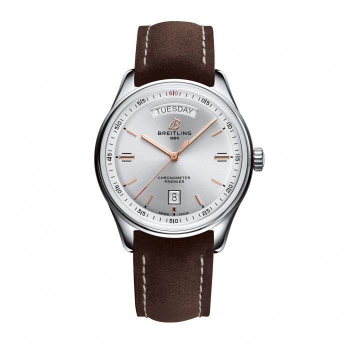 Premier Automatic Day & Date 40