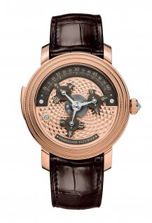 Toric Capitole Rose Gold Brown