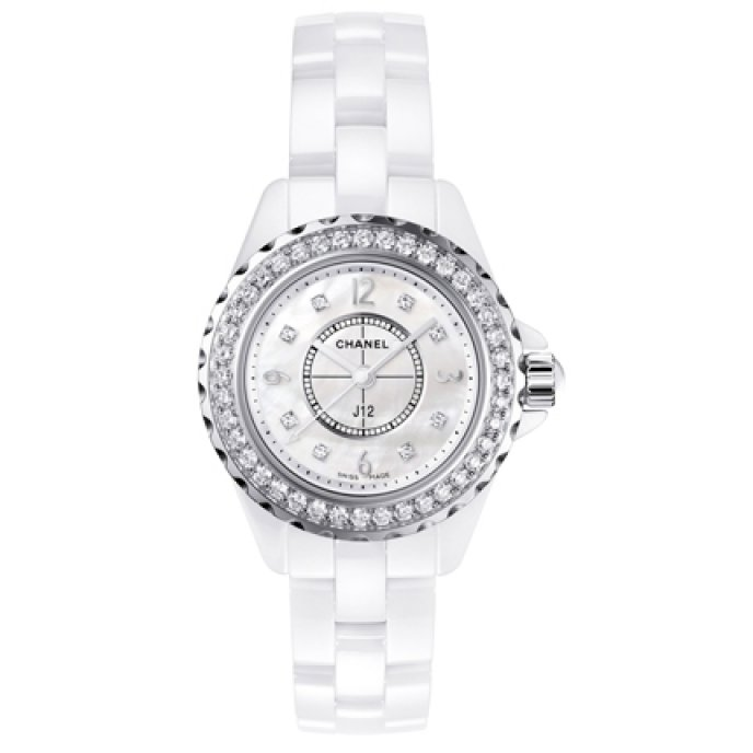 Chanel - J12 29 MM Diamants