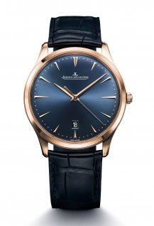 Master Ultra Thin Date - Blue Edition
