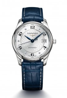The Longines Master Collection - Blue Edition